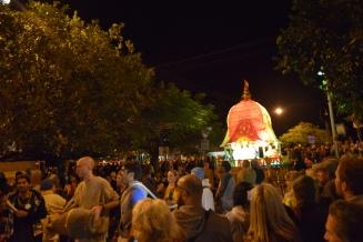 Hari Krishna Lantern