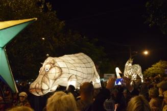 Hippo Lantern