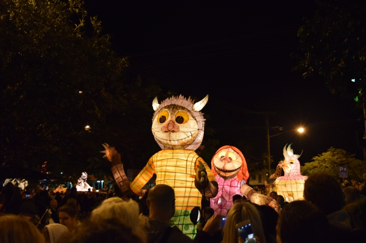Where The Wild Things Are Lanterns