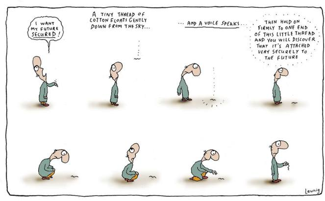 The future Leunig
