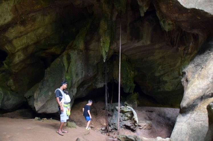 cave-exploring