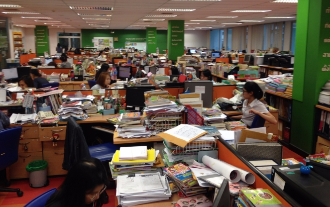 Nanmeebooks Publishing Thailand Office